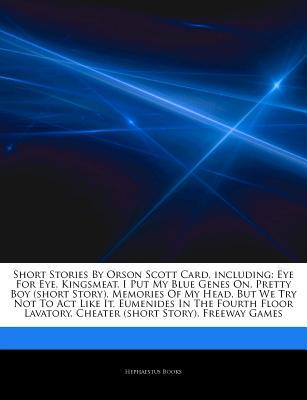 Short Stories By Orson Scott Card