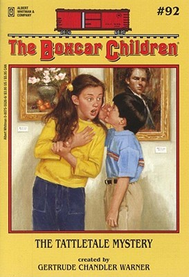The Tattletale Mystery (The Boxcar Children, #92)