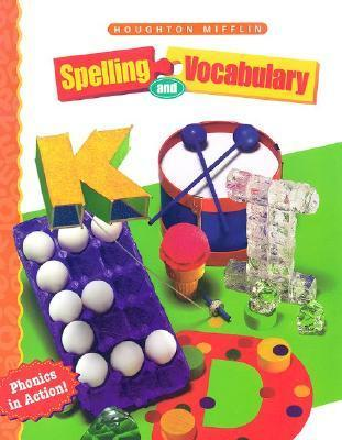 HM Spelling and Vocabulary Level 2
