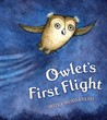 Owlet's First Flight by Mitra Modarressi