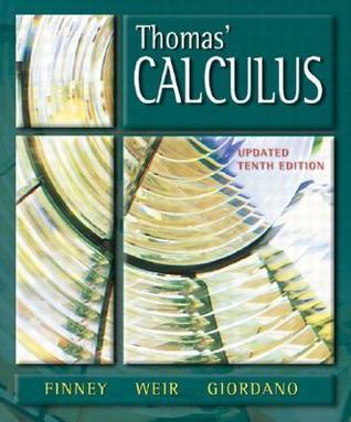 Thomas' Calculus [With Mathxl Student Access Kit]