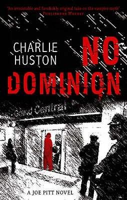 No Dominion (Joe Pitt, #2)
