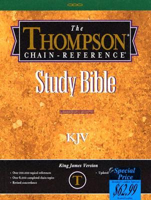 The Thompson-Chain Reference Study Bible-KJV