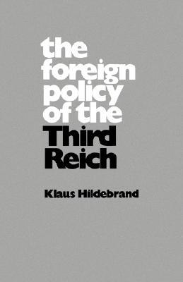 the-foreign-policy-of-the-third-reich