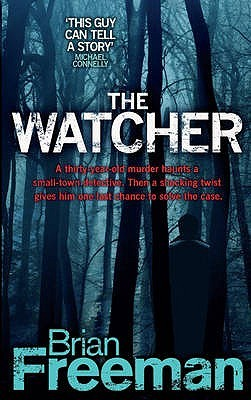 The Watcher by Brian Freeman