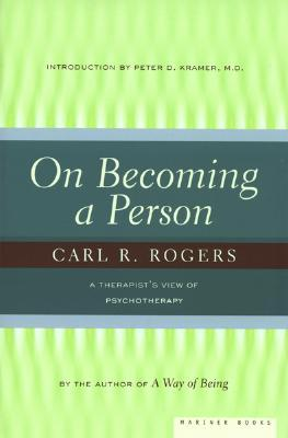 On Becoming a Person: A Therapist's View of Psychotherapy (Paperback)
