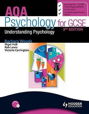 AQA Psychology for GCSE: Understanding Psychology