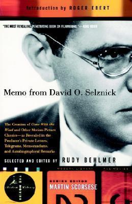 Memo from David O. Selznick