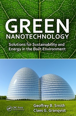 Green Nanotechnology: Energy for Tomorrow's World
