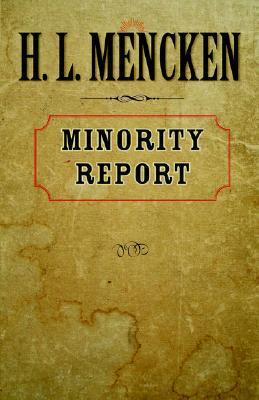 minority report book