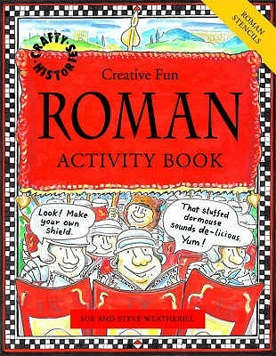Creative Fun Roman Activity Book