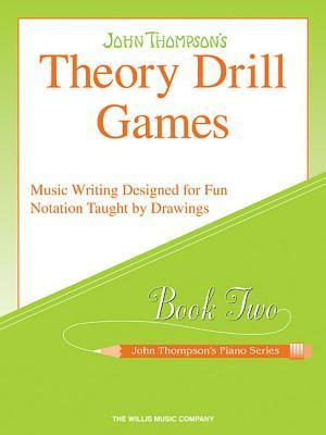 Theory Drill Games - Book 2: Elementary Level