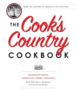 Cook's Country Cookbook by America's Test Kitchen