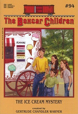 The Ice Cream Mystery (The Boxcar Children, #94)