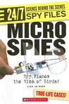 Micro Spies: Spy Planes the Size of Birds!