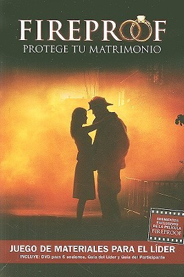 Fireproof Book Spanish