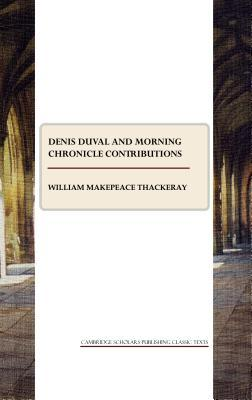 Denis Duval And Morning Chronicle Contributions