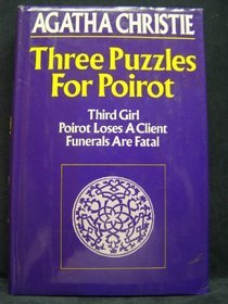 Three Puzzles for Poirot