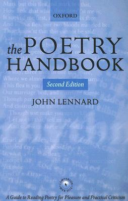 Ebook The Poetry Handbook by John Lennard read!