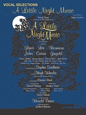 A Little Night Music (Vocal Selections): Piano/Vocal