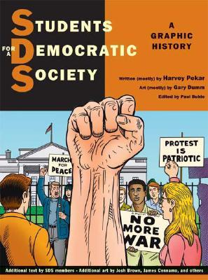 Students for a Democratic Society by Harvey Pekar