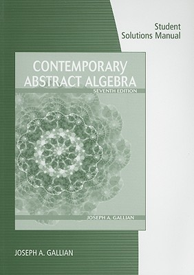 Answer key for Contemporary abstract algebra