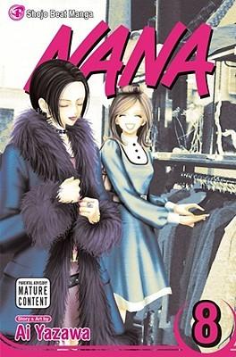 Nana, Vol. 8 by Ai Yazawa