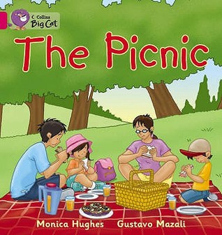 The Picnic: Band 01A/Pink A