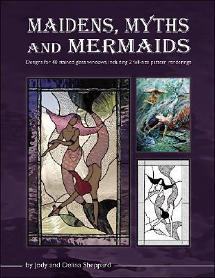 maidens-myths-and-mermaids-40-stained-glass-patterns