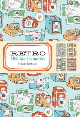 Retro: Mini Eco-Journal Set