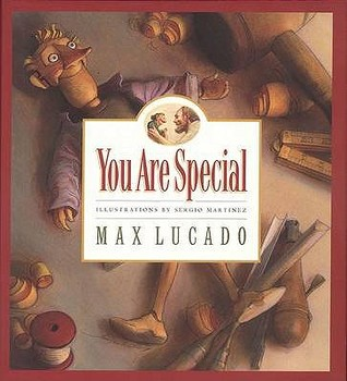Image result for you are special by max lucado