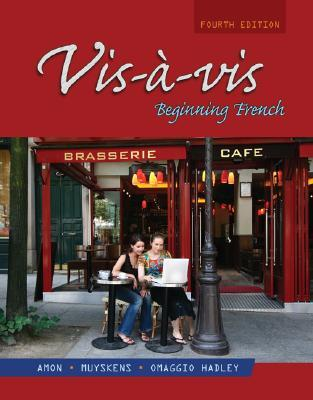 Amazon. Com: loose leaf of vis-a-vis: beginning french and connect.