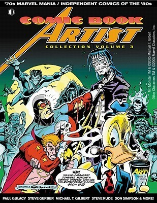 Comic Book Artist Collection Volume 3