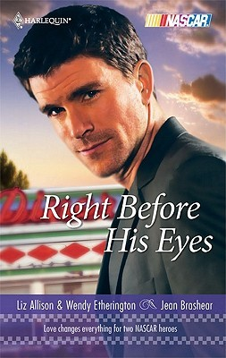 Right Before His Eyes by Wendy Etherington