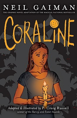 Coraline (Illustrated/Graphic Novel Edition)