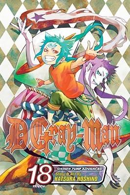 D.Gray-man, Volume 18 by Katsura Hoshino