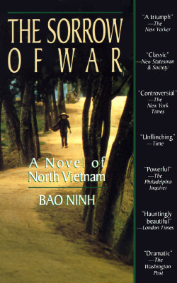 The Sorrow of War book cover