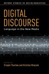 Digital Discourse by Crispin Thurlow