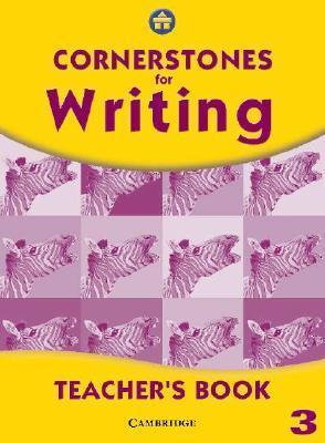 Cornerstones for Writing Year 3 Teacher's Book