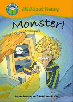 Monster! by Anne Rooney
