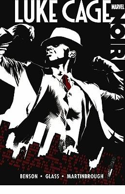 Luke Cage Noir by Mike Benson