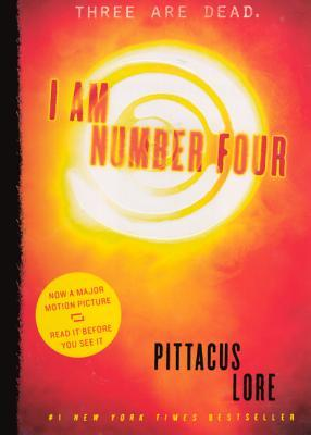 I Am Number Four(Lorien Legacies 1)