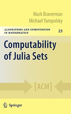 Ebook Computability of Julia Sets by Mark Braverman read!