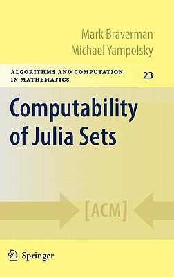 Ebook Computability of Julia Sets by Mark Braverman DOC!