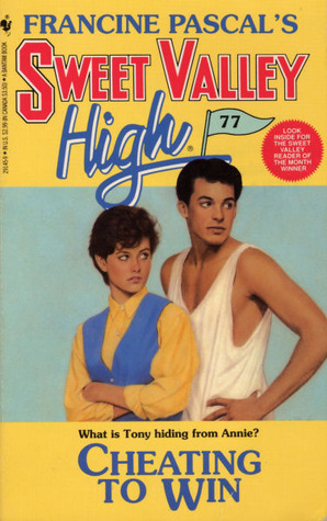 Cheating to Win (Sweet Valley High, #77)