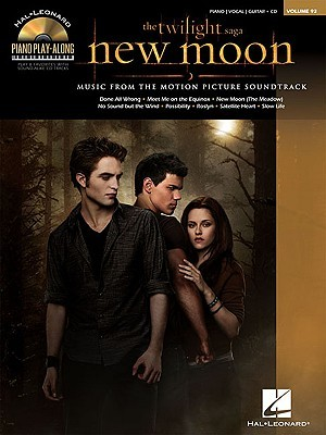 The Twilight Saga: New Moon [With CD (Audio)]