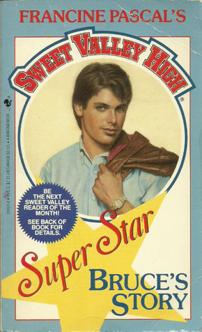 Bruce's Story (Sweet Valley High Super Star, #2)