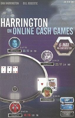 Harrington on Online Cash Games by Dan Harrington