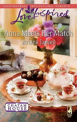 Anna Meets Her Match by Arlene James