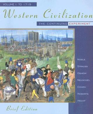 Western civilization the continuing experiment volume i to 1715 91038 fandeluxe Choice Image